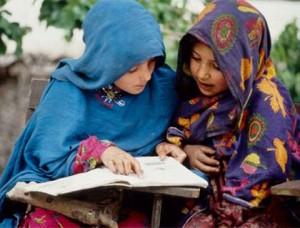 Dans les FATA, l'école pour les filles ne dure jamais bien longtemps.