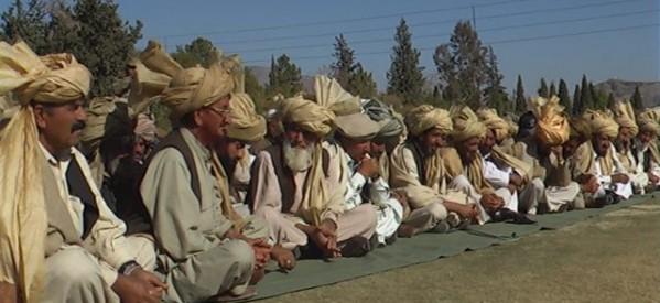 Jirga dans les Zones Tribales Fédérales Administrées