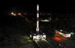 Le Centre spatial Satish Dhawan, dans les environs de Chennai.