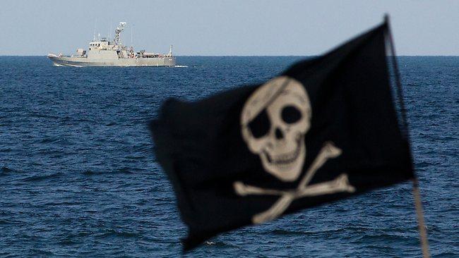 La baie du Bengale grouillent de pirates.