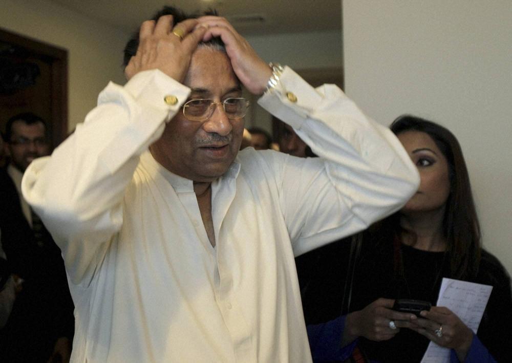 Un retour chaotique pour l'ancien présdient Musharraf