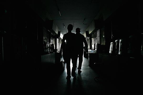 Black-out dans une entreprise pakistanaise.