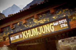 Khumjung