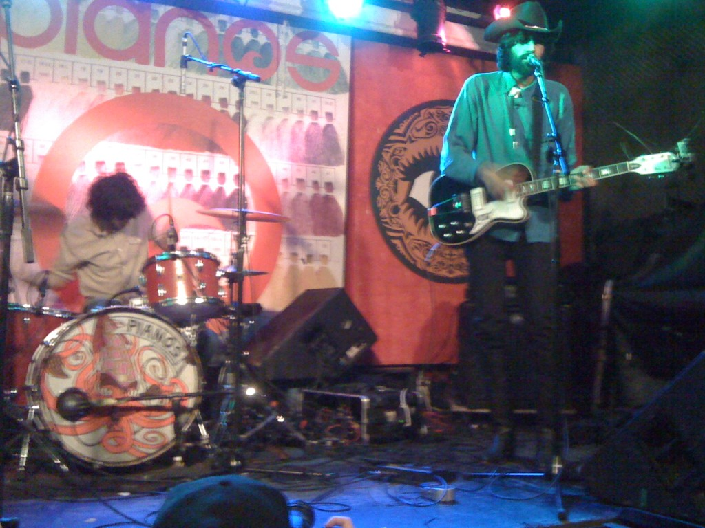 Sunny Ali & The Kid en concert