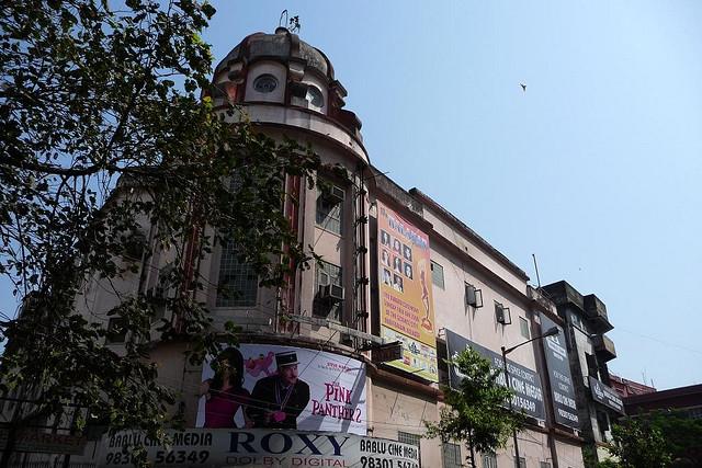 Cinéma Roxy Calcutta