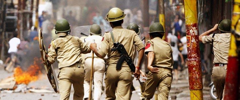 Près de 800 militaires avaient été appelés pour restaurer l'ordre dans les rues de Muzaffarnagar.