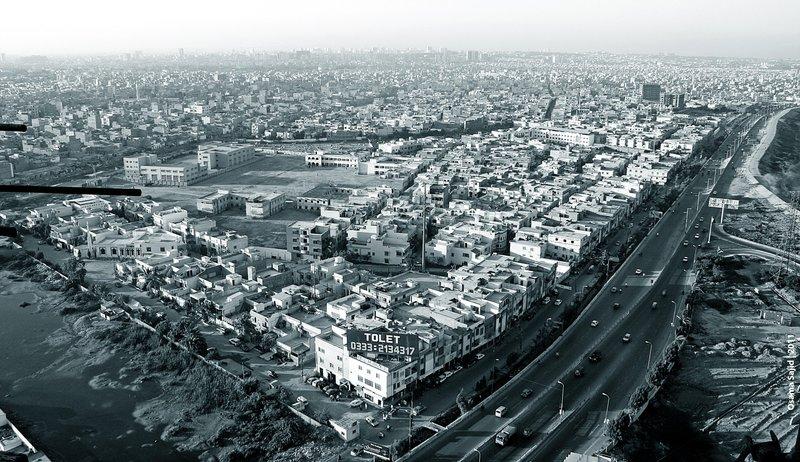 Karachi, entre violences et drogues, une mégalopole instable.