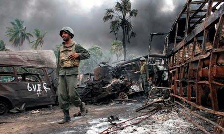 Entre 1983 et 2009, la guerre civile a coûté la vie à plus de 80 000 personnes.