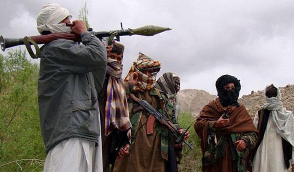 Talibans au Punjab