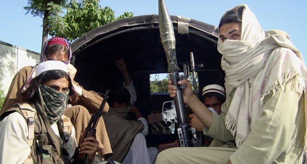 Militants du Réseau Haqqani